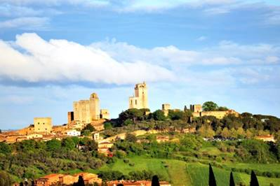 Siena, Lucca and San Gimignano Touring Holiday